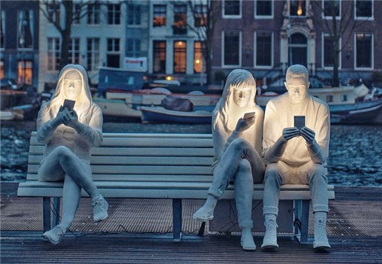 Amsterdam Sculpture