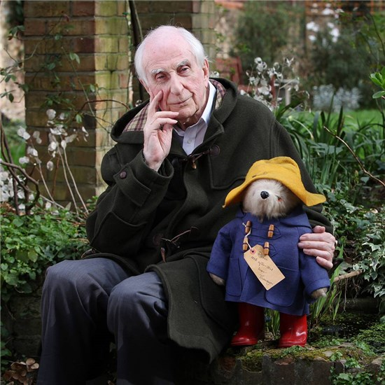 paddington bear and Michael Bond